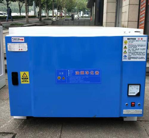 重庆油烟净化设备工程案例