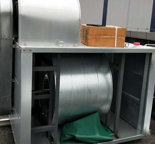 风机检修清洗流程