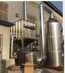 废气处理设备厂家能力表现在什么方面?
