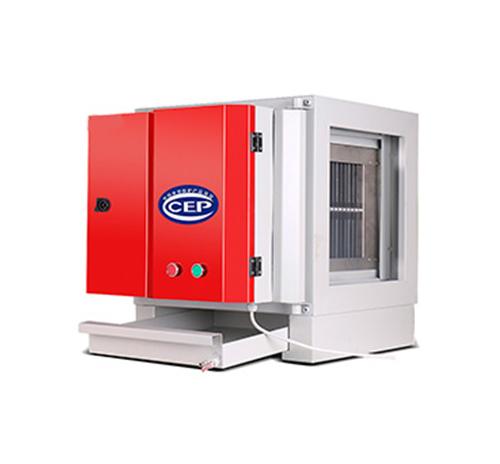 低空排放厨房油烟净化器2000风量(马克系列)--重庆油烟净化设备