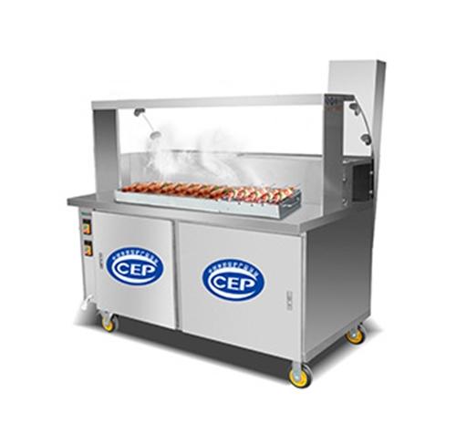 商用无烟烧烤净化车-重庆厨房油烟净化器