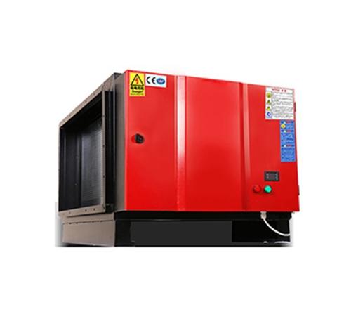 餐饮油烟净化器4000风量(马克系列)